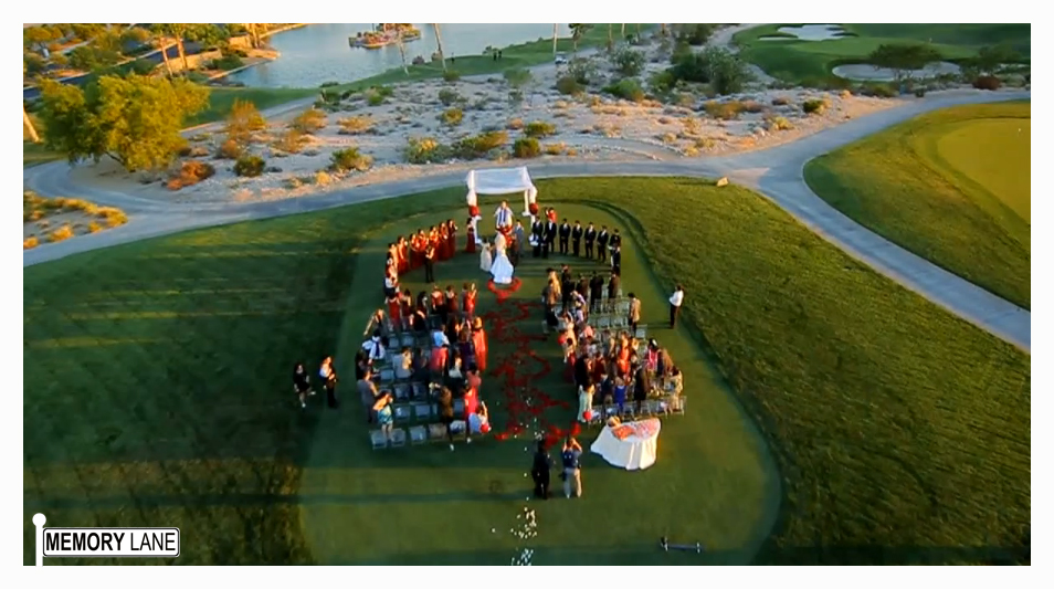 Bears Best Las Vegas Weddings Memory Lane Video