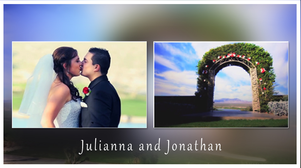las vegas wedding videographers, san diego wedding videographers, las vegas paiute golf club