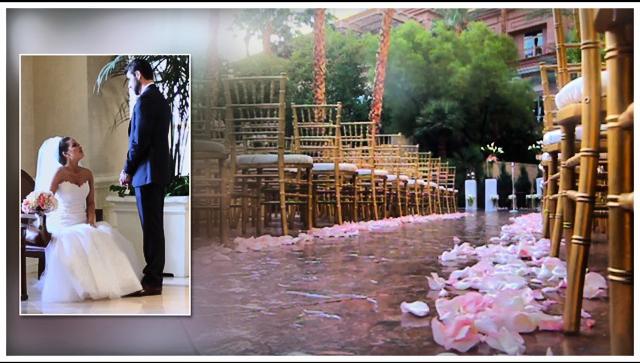 Four Seasons Hotel Las Vegas Memory Lane Video Wedding Videographers San