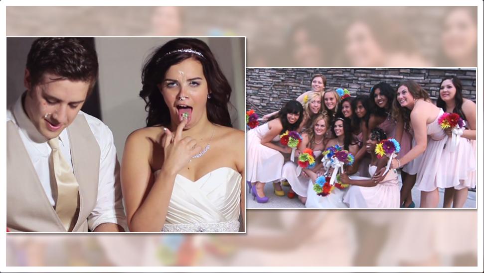 paiute las vegas weddings, las vegas wedding videographers,