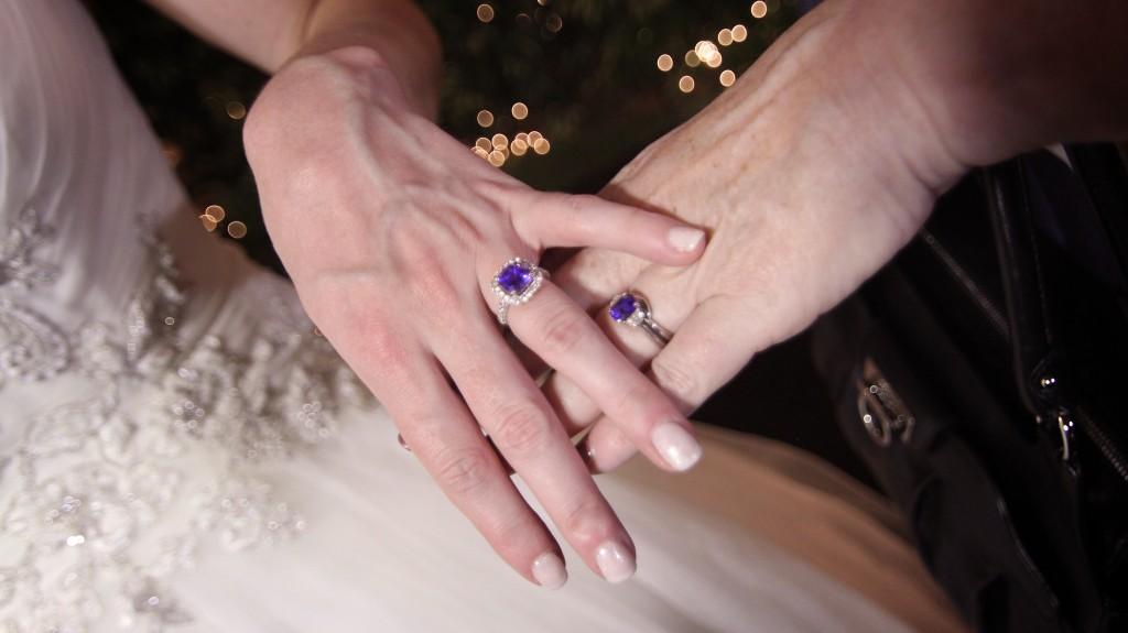 las vegas wedding videographers, memory lane video, rainbow gardens, enchanted florist