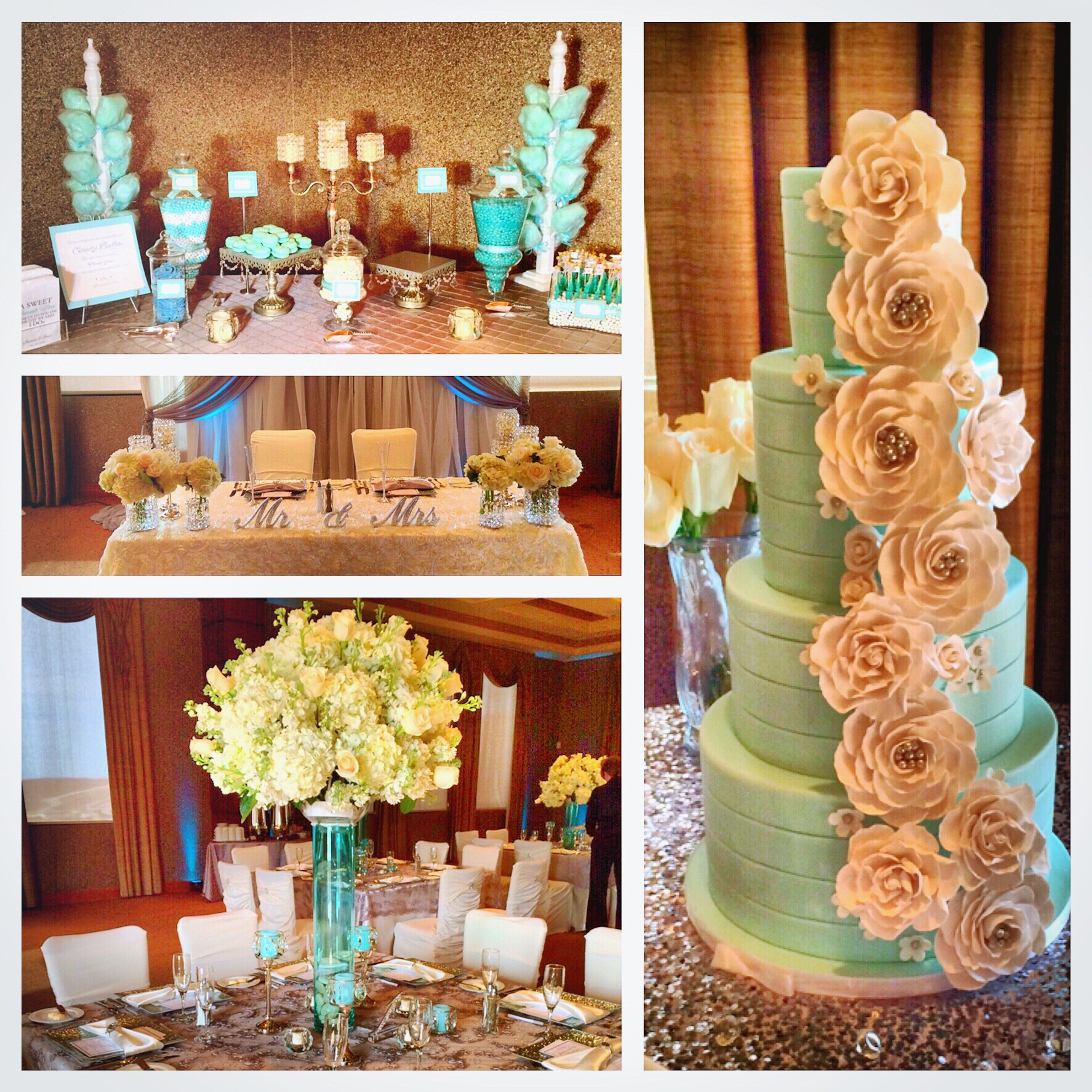 A Weekend Of Weddings At Emerald Queensridge Green Valley Ranch Resort And Paiute Golf Club