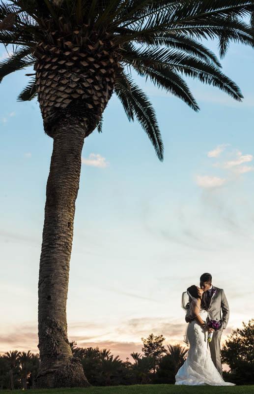 Las Vegas Wedding Videographers, Memory Lane Video, Cili at Bali Hai, Marc Yap Photography, knight Sounds Entertainment,