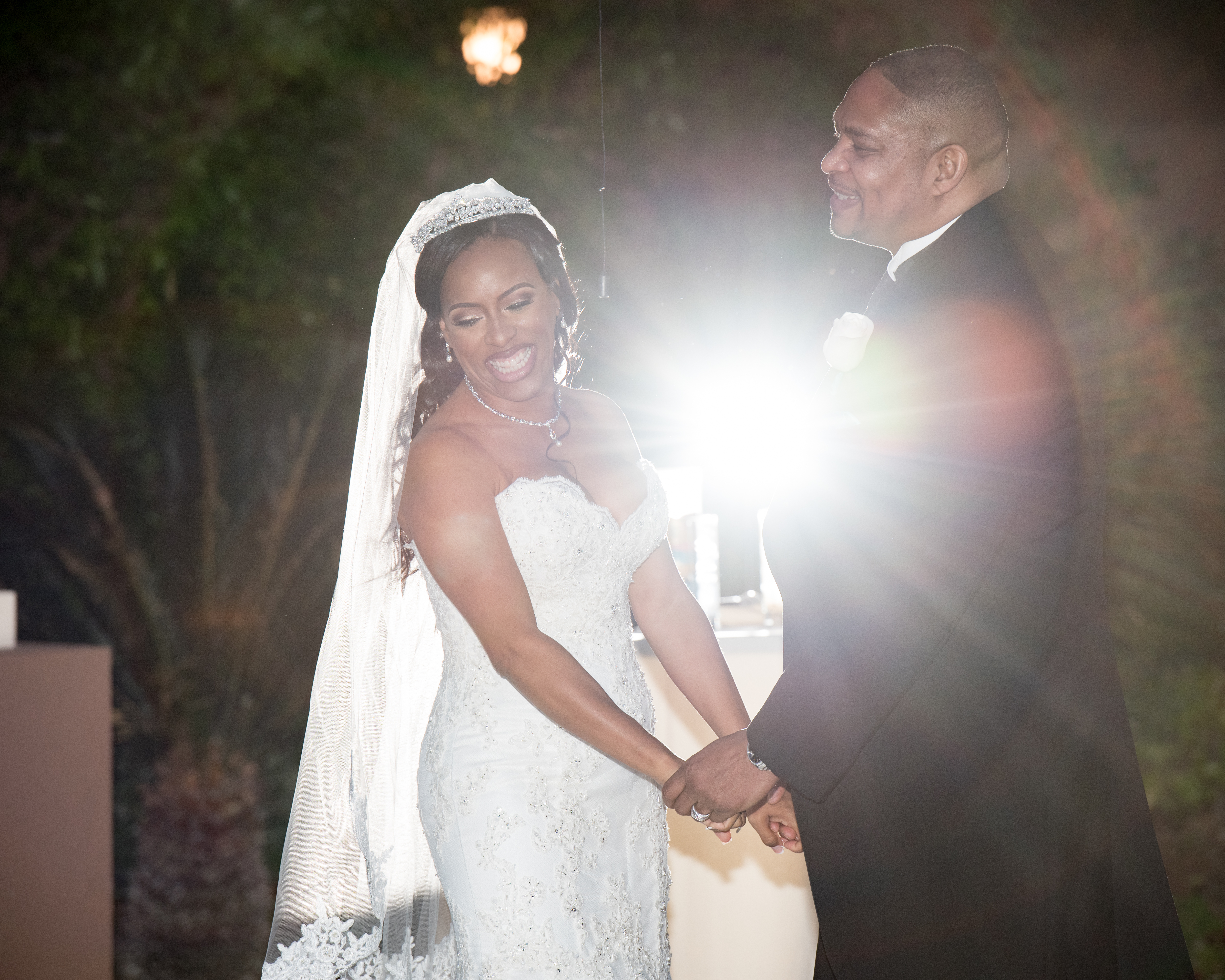 Las Vegas Wedding Videographers Rainbow Gardens