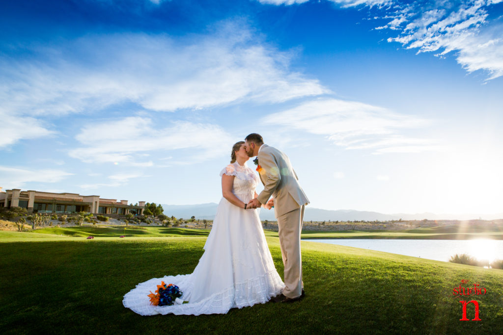 Photography: Studio N | Venue: Paiute | Florist: I Do Wedding Flowers | Hair & Makeup: Studio N | Lighting: LED Unplugged | Cinematography: Memory Lane Video, Las Vegas Wedding Videographers